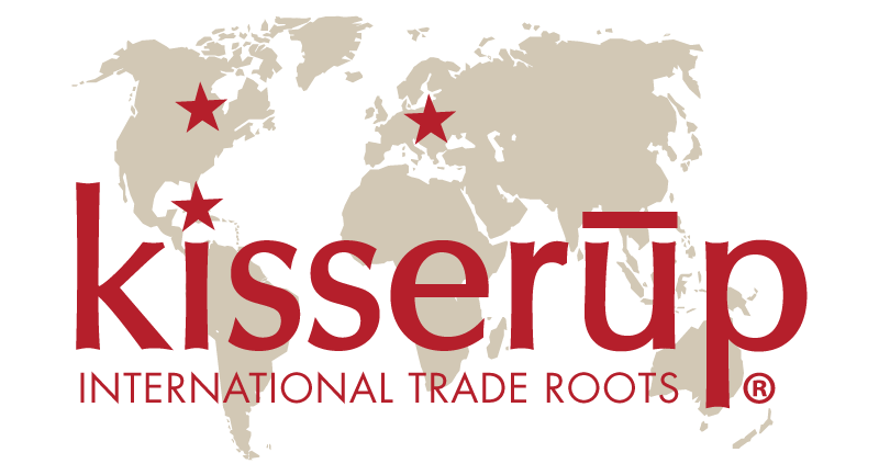 Kisserup International Trade Roots logo