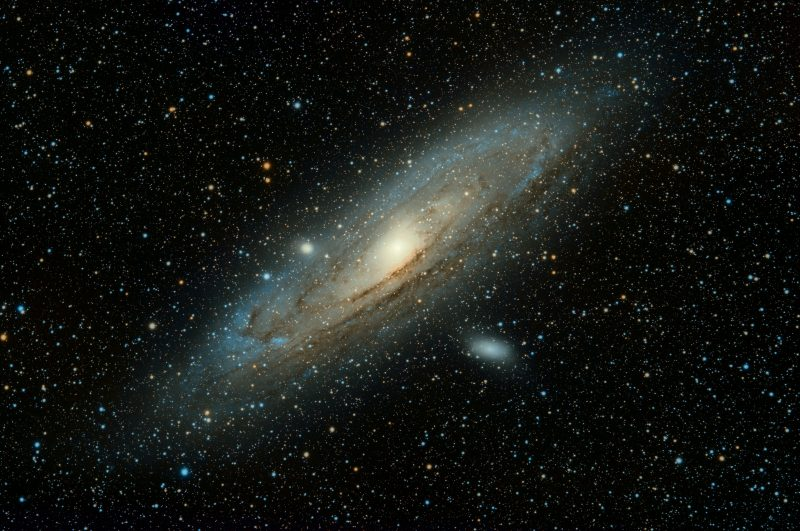 Andromeda Galaxy photo